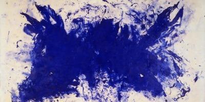 yves klein blue, kunst, art, vermeer, blue, design, painting yves