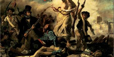 Delacroix,Liberty Leading the People,Art History,Smarthistory,Musee du Louvre,Paris,Eugène Delacroix Art history, Delacroix,Romantisme,audioguide,Sardanapale