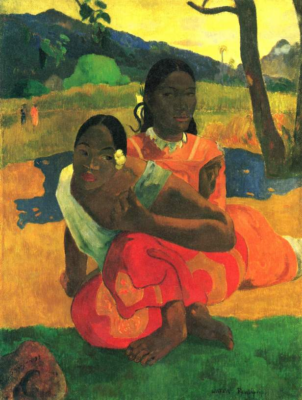 Paul Gauguin, Paul Gauguin when will you marry me, art, impressionism, fine art, the most expensive painting ever, artist