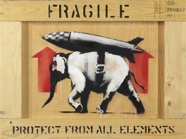 bxyaself, art , street art, graffiti, amfar, banksyny