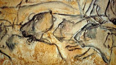 grotte chauvet museum, grotte chauvet replica, art, fine art, grotte chauvet-pont d'arc ardèche