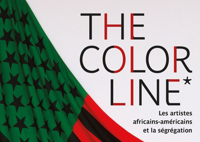the color line france, french art, art france